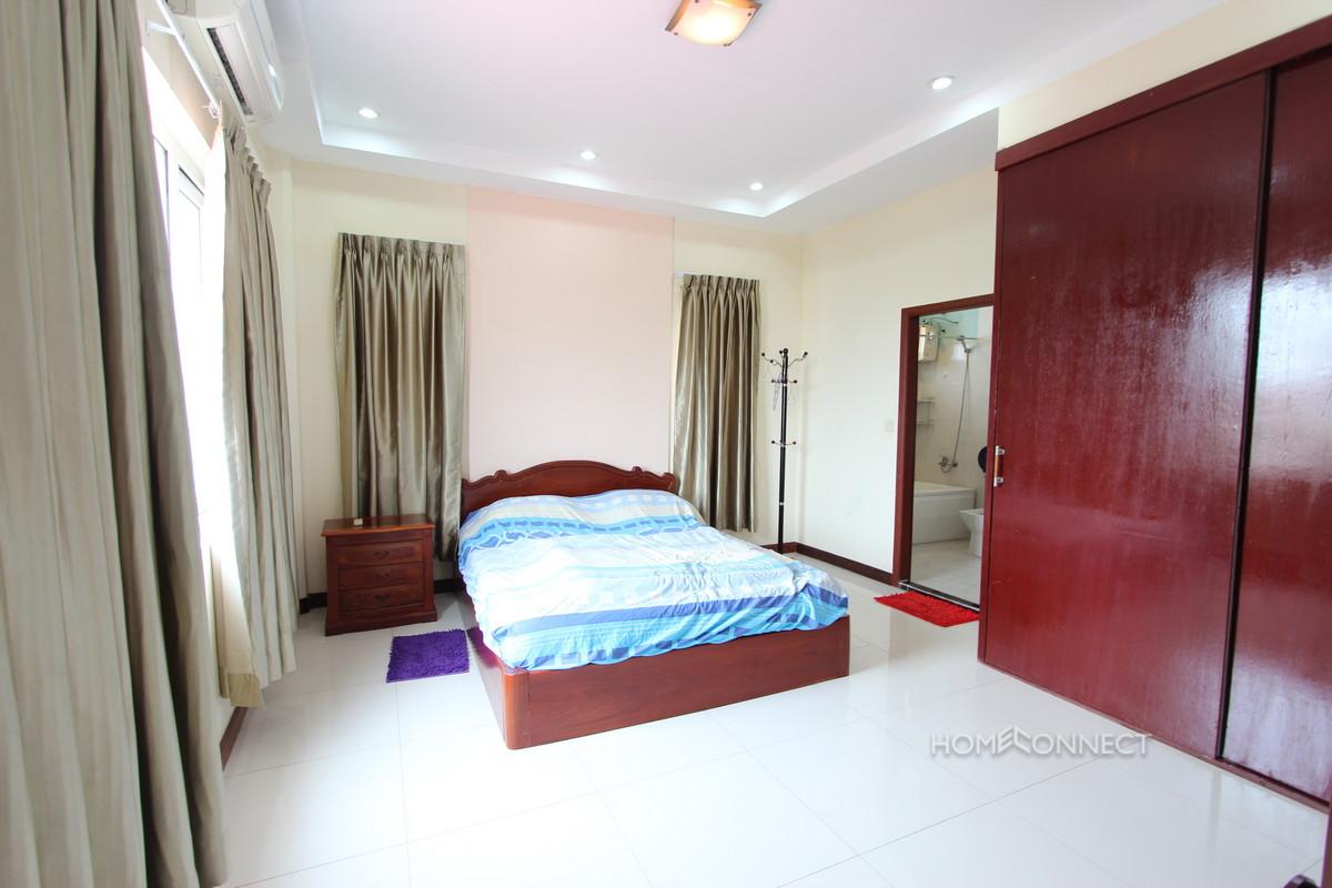 Budget Serviced 1 Bedroom 1 Bathroom Apartment for Rent in Toul Kork | Phnom Penh Real Estate