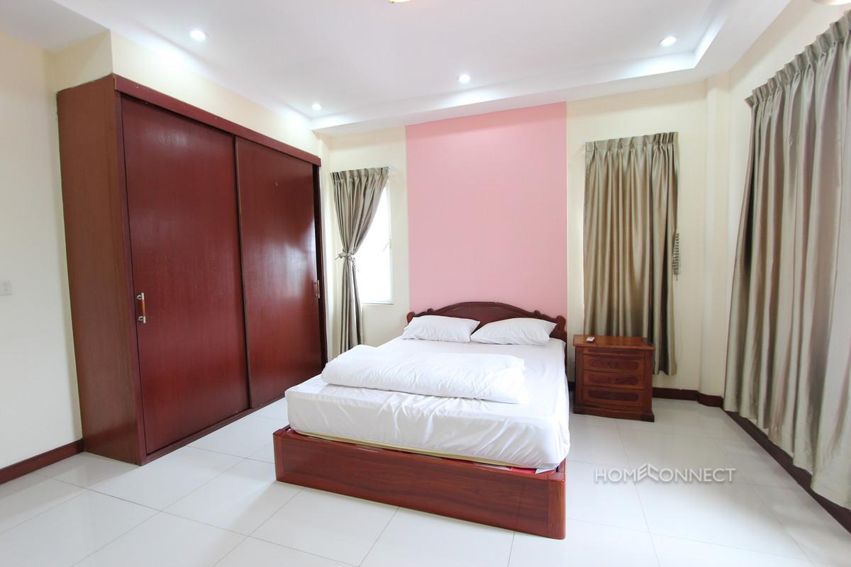 Spacious 2 Bedroom 2 Bathroom Serviced Apartment in Toul Kork | Phnom Penh Real Estate