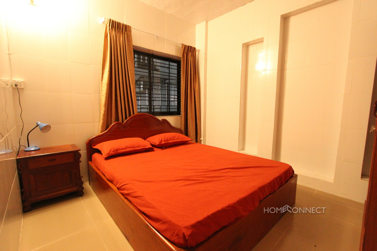 Comfortable 2 Bedroom 2 Bathroom Apartment For Rent In Daun Penh Phnom Penh