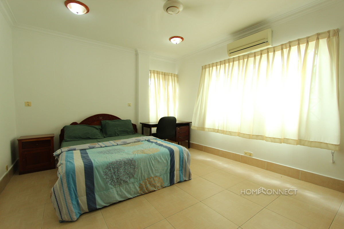 Spacious Two Bedroom Apartment Near Independence Monument | Phnom Penh Real Estate