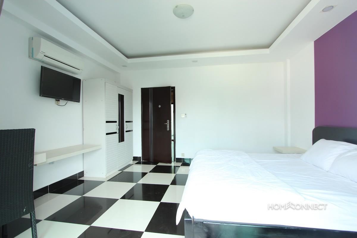 Budget 1 Bedroom 1 Bathroom Apartment for Rent Near Russian Market   Phnom Penh Real Estate