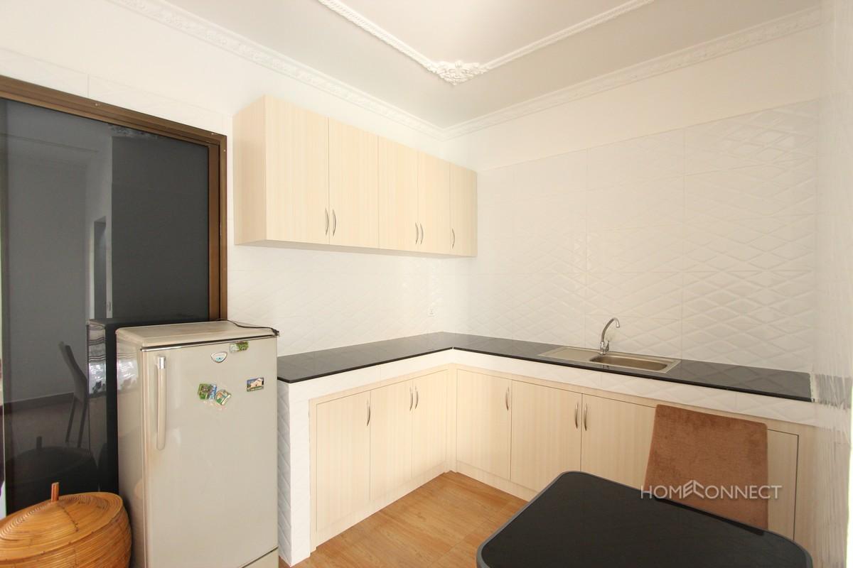 Spacious 1 Bedroom 2 Bathroom Apartment for Rent in Russian Market | Phnom Penh Real Estate