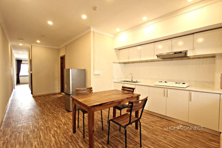 Modern 1 Bedroom 1 Bathroom Apartment For Rent in BKK3 | Phnom Penh Real Estate