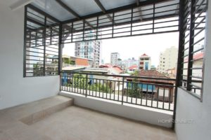 Modern 1 Bedroom 1 Bathroom Apartment For Rent in BKK3   Phnom Penh Real Estate