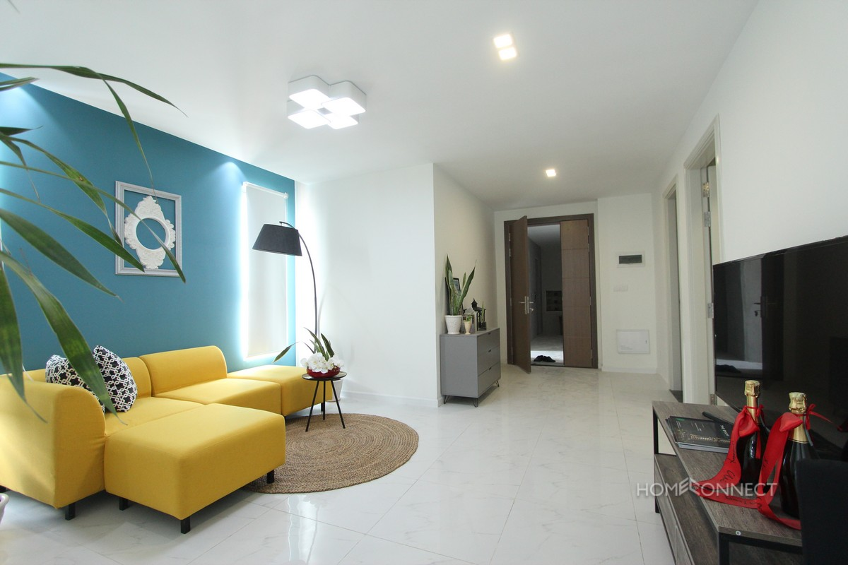 Brand New Serviced 2 Bedroom 2 Bathroom Apartment for Rent in Russian Market | Phnom Penh Real Estate