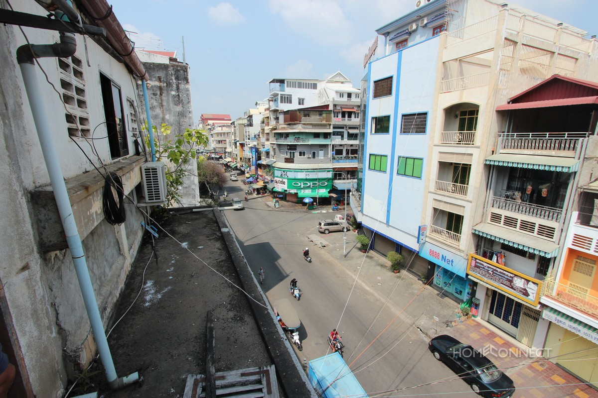 Renovation Opportunity Near Riverside For Sale | Phnom Penh Real Estate