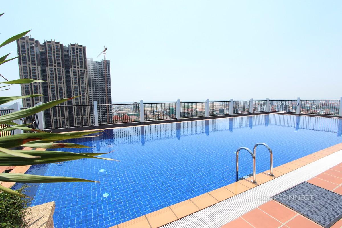 Modern 3 Bedroom Apartment in South Tonle Bassac | Phnom Penh Real Estate