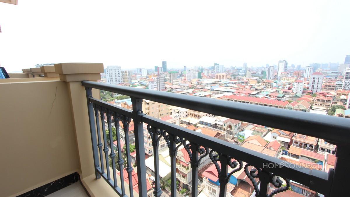 Rooftop Swimming Pool 2 Bedroom Near Russian Market | Phnom Penh Real Estate