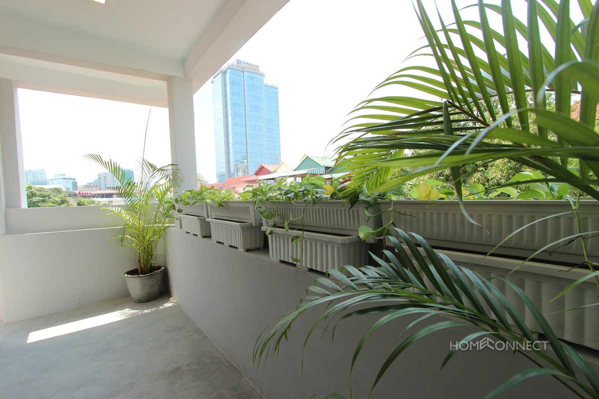Stylish 1 Bedroom Apartment For Rent in BKK3 | Phnom Penh Real Estate