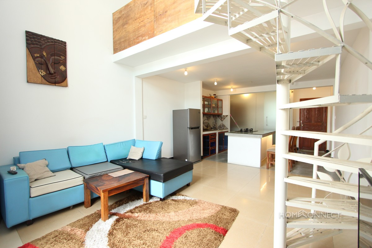 Western Style 1 Bedroom Located Close to Russian Market   Phnom Penh Real estate