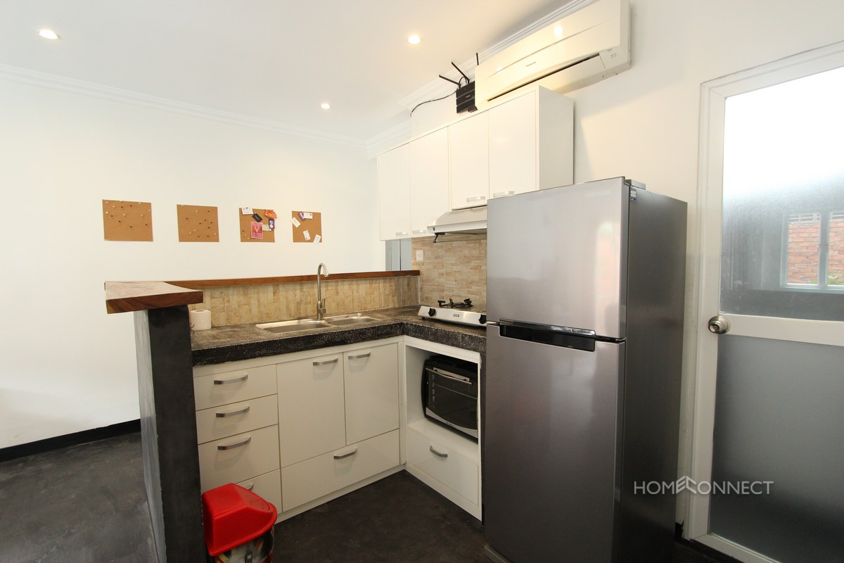 Western Style 2 Bedroom Walking Distance of Independence Monument   Phnom Penh Real Estate