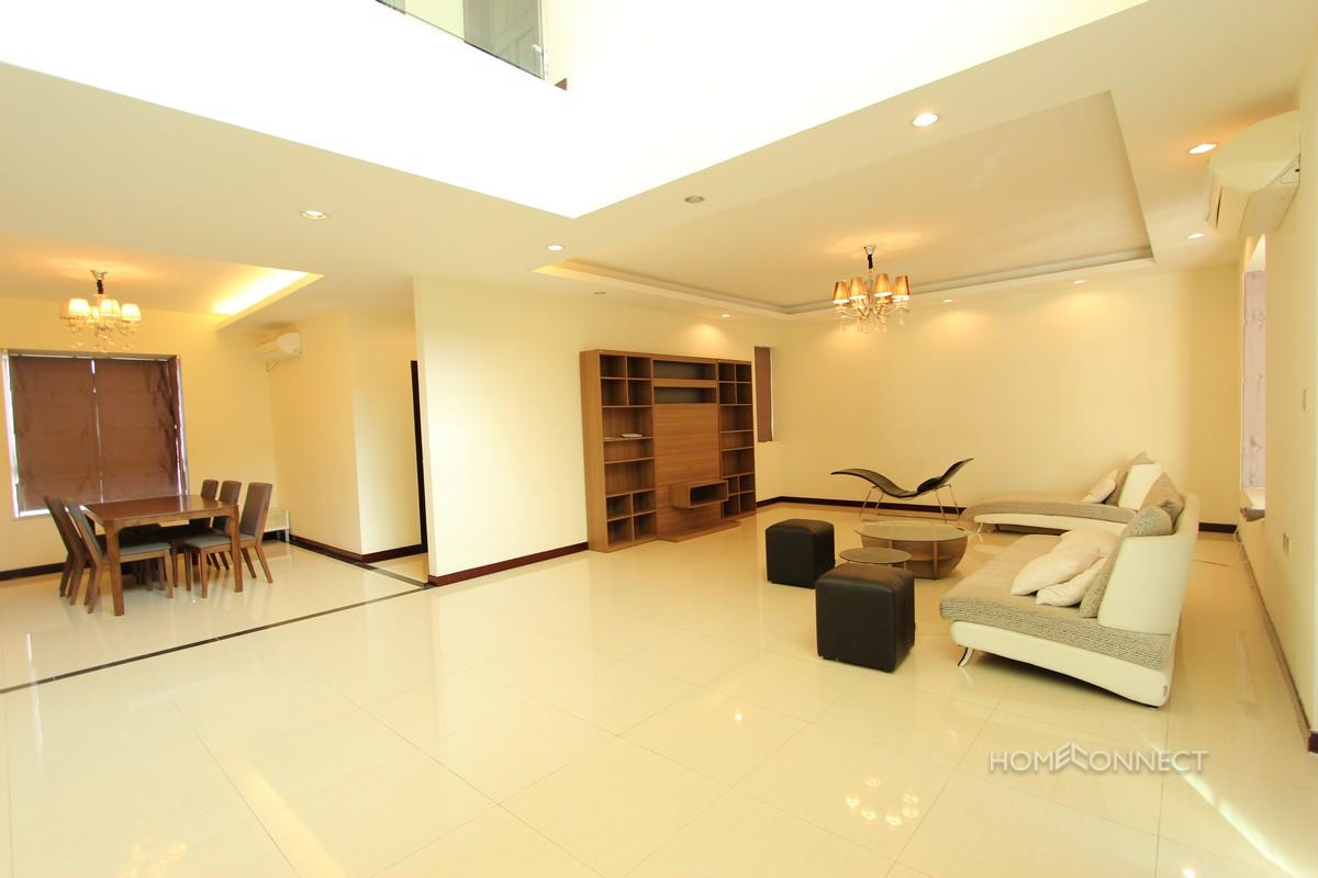 Family Sized 6 Bedroom Duplex Near Aeon Mall | Phnom Penh Real Estate